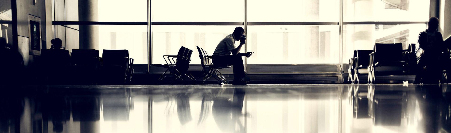Dienstreisen Verspätung